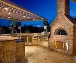 outdoor kitchen lighting. Ultimate Outdoor Kitchen \u0026 Living Area Lighting