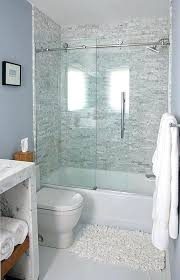 glass bathtub doors glass door bathroom showers tub and shower combo the shower enclosure is by
