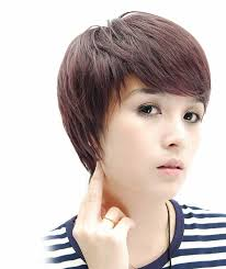 Korean Woman Short Hair Style 14 prettiest asian hairstyles with bangs for the sassy college 3207 by stevesalt.us