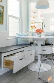 banquette furniture with storage. Dream Kitchen Remodel, From Planning To Completion Banquette Furniture With Storage M