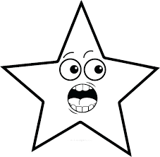 Star Coloring Page Star Coloring Pages Star Coloring Page Content