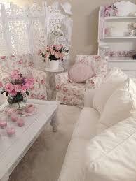 White Shabby Chic Living Room Furniture Estilo Shabby Chic Romanticismo Y Feminidad Para Tu Hogar