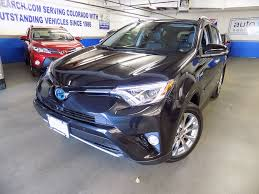 2016 Used Toyota RAV4 Hybrid Rav4 Hybrid Limited AWD at Automotive ...