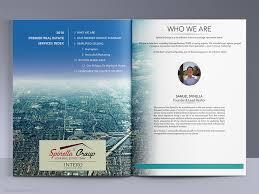 Real Estate Brochure Design Spinella Group