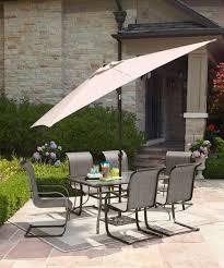 home trends patio furniture. Walmart Patio Table Set Elegant Hometrends Charleston 7 Piece C Spring High Back Dining $388 Home Trends Furniture G