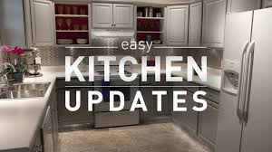 Kitchen Makeover For Small Kitchen Budget Friendly Kitchen Makeover From Lowes And Small Ideas On A