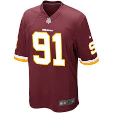Your Jersey Name With Redskins