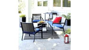 outdoor furniture with sunbrella cushions outdoor wicker