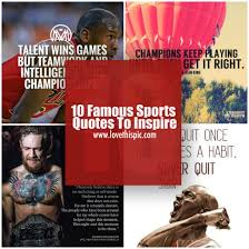 Famous Sports Quotes 76 Amazing 24 Famous Sports Quotes To Inspire