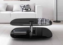 modern black coffee table. Modern Black Coffee Table