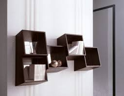wooden wall mounted shelf designs ideas for bedroom