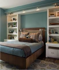 Nice Bedroom Decorating Ideas Blue And Brown