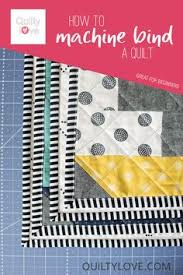 Beginner Quilting Supplies: Get Started Quilting! | Fabrics, Easy ... & How to machine bind a quilt - beginner friendly quilting tutorial Adamdwight.com