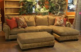 Rustic Leather Living Room Furniture Rustic Sectional Sofa Hotornotlive