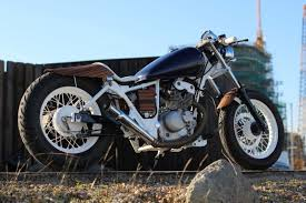 suzuki custom bobber 125cc custom cafe racer motorcycles for sale