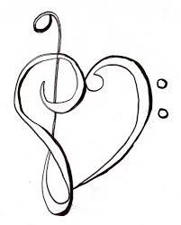 Dessin Coloriage Notes De Musique