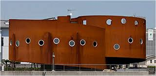 Cor ten steel Rusted Corten Inspirational Projects John Steel Corten Steel Company Corten Steel Corten Corten Steel India