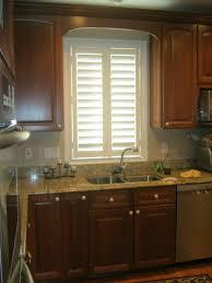 Kitchen Window Shutters Interior Shutters Image Gallery A Windo Van Go