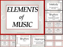 Melody gives music soul, while rhythm blends the expression of harmony and dynamics with the tempo of the passage. Elements Of Music Worksheet Worksheet List