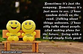 Quotes About Good Friendship Cool Best Friend Quotes