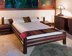 bamboo platform bed friendly