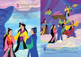 Sách Truyện Cổ Tích Thần Tiên (Kèm Đĩa CD) – SÁCH ĐÔNG A