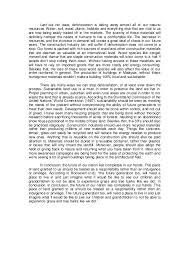 esd reflective essay  8