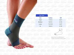 Tynor Ankle Binder Ankle Support Small Ce Certified Free