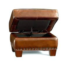 small round leather ottoman target leather ottoman leather ottoman with storage small square leather storage ottoman