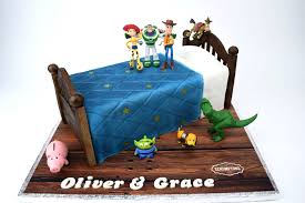 Toy Story Cake 3d Cake Store