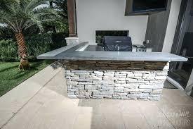 outdoor concrete countertops outside concrete outdoor concrete countertop mix