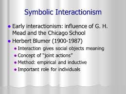 symbolic interactionism ppt video online  symbolic interactionism