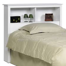white twin storage bed. Charming Twin Headboard With Storage White Bed Lucerne Fabric Bins