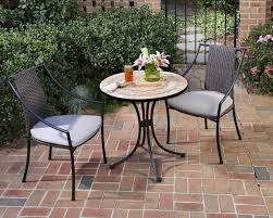 inspiration ideas bistro and chairs outdoor with outdoor bistro set includes terra cotta bistro amazing bistro table