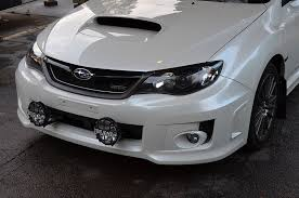 piaa star white bumper grille driving lights kit for subaru piaa 510 star white bumper grille driving lights kit for subaru impreza wrx sti
