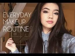 everyday makeup routine viviannnv vivian v