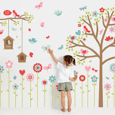 change the entire look of kid s room with kids walls sticker