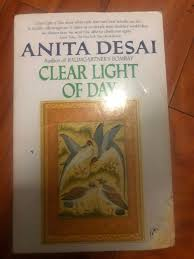 Clear Light Of Day By Anita Desai 1989 Paperback