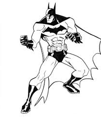 Small Picture Simple Batman And Robin Coloring Pages Batman Coloring Pages