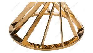 <b>Стол Twist gold</b> / <b>black</b>