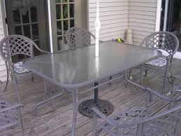 glass patio table top replacement the new way home decor glass patio table