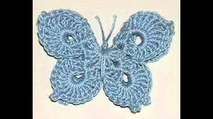 Butterfly Patterns Awesome Crocheted Butterflies With Patterns YouTube