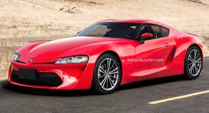 toyota supra 2014 ft1. Wonderful 2014 Toyota FT1 Concept Virtually Toned Down To Look Like A Production Supra   Carscoops On 2014 Ft1