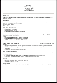 Job Resume Examples Magnificent PartTime Resume Sample Career Center CSUF