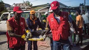 Haiti earthquake: Death toll jumps to 1 ...