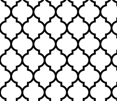 Quatrefoil Pattern Classy Free SVG Download Quatrefoil Pattern For A Stencil Graphics