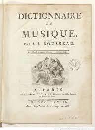 best jean jacques rousseau et jean philippe rameau images on  jean jacques rousseau dictionnaire de la musique