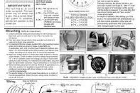 autometer ultra lite tach wiring diagram 4k wallpapers equus 8068 tachometer instructions at Pro Tach Wiring Diagram