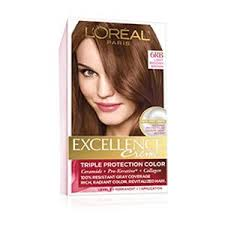 Loreal Hair Colour Chart Reds Permanent Red Brown Hair Color Brown Red Hair Dye L