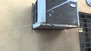 Portable Air Conditioner Troubleshooting Room Air Conditioner Common Defect Repair Diy Easy Fix Youtube